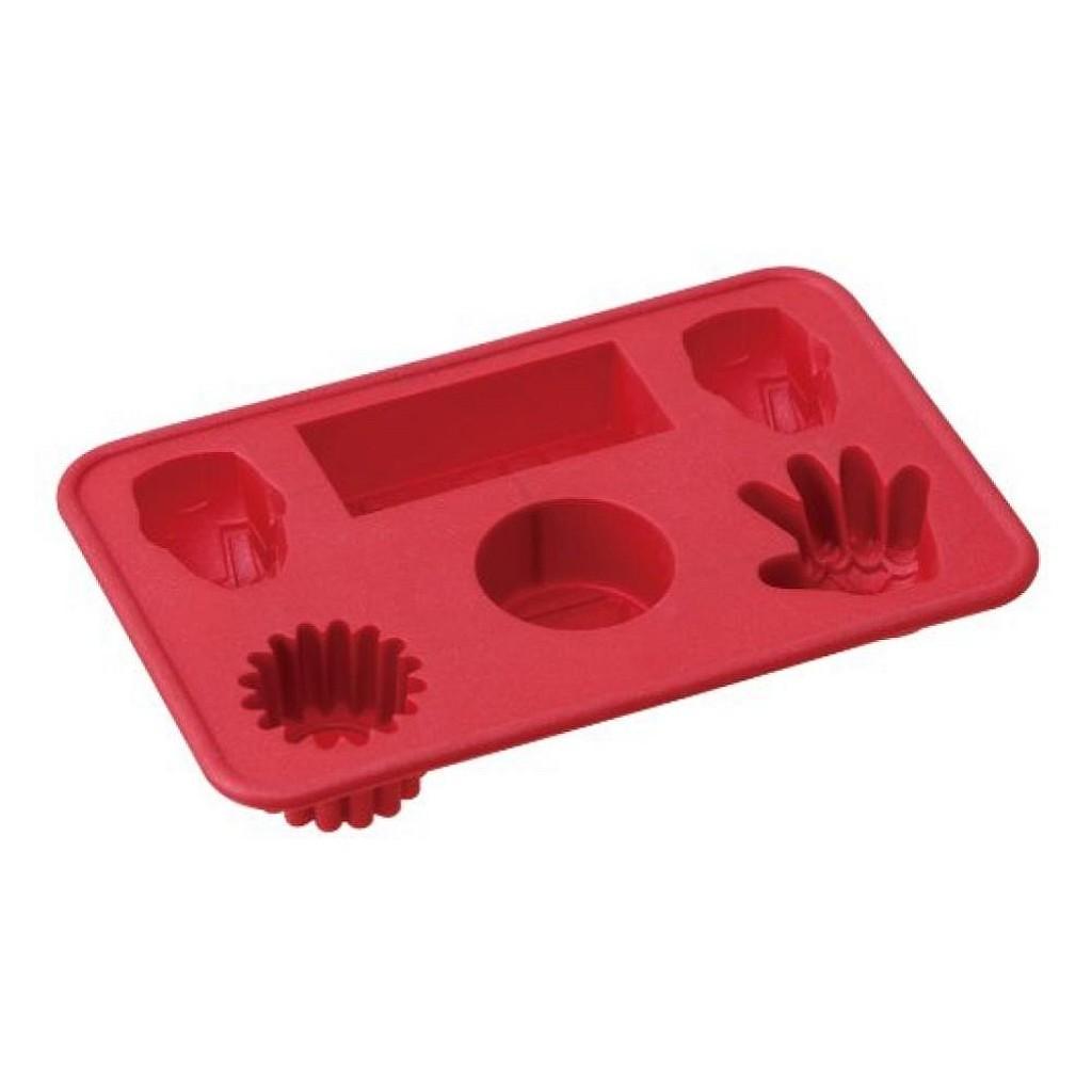 漫威 MARVEL 鋼鐵人 IRON MAN 梨花熊 SUZY'S ZOO  造型矽膠製冰盒