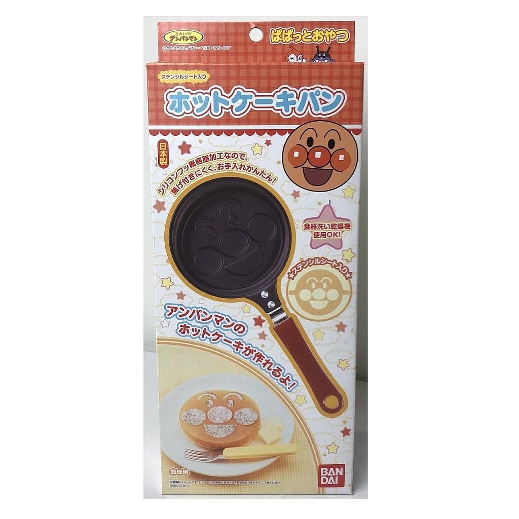 麵包超人 ANPANMAN 鬆餅鍋 日本製