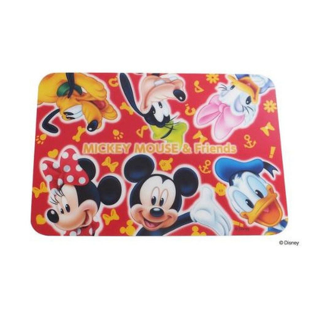 迪士尼 DISNEY 正版授權卡通 餐墊 日本製
