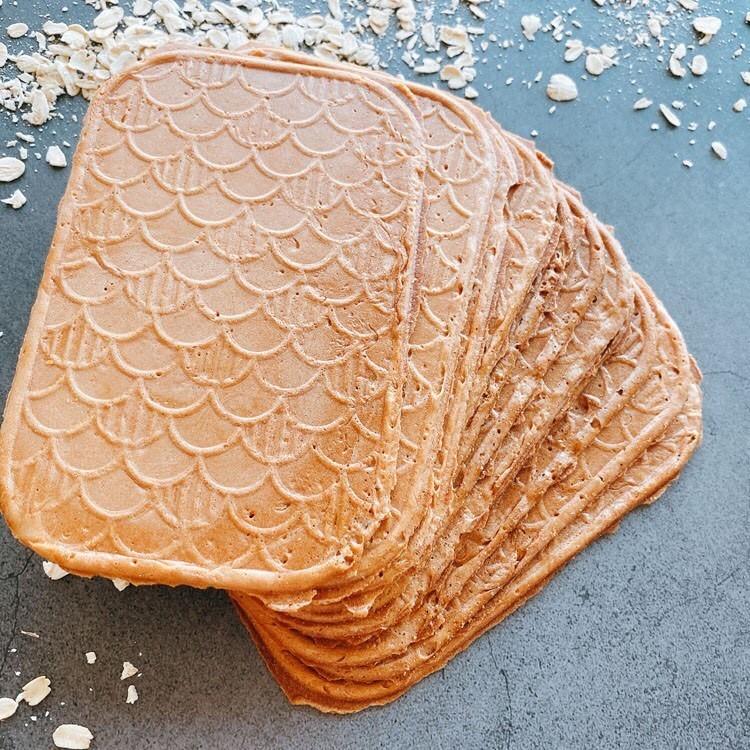 卡滋燒薄餅 美味任選:原味/芝麻/海苔