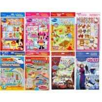 日本銀鳥產業 GINCHO 磁鐵遊戲書本