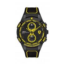 Ferrari 法拉利 APEX日曆手錶-44mm(08306333)
