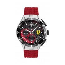 Ferrari 法拉利 賽車急速計時手錶-44mm(08306977)