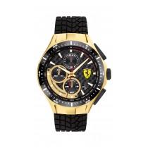 Scuderia Ferrari 法拉利 賽車急速計時手錶-44mm (08307004)