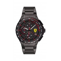 Ferrari 法拉利 RedRev Evo 計時手錶(08307301)
