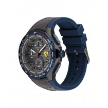 Scuderia Ferrari Pista黑色男士手錶(08307344)