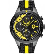 Ferrari 法拉利 Red Rev Evo 計時手錶(08305901)
