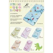 兒童乳膠睡墊三件組 多款任選 3M+日本大和防瞞抗菌