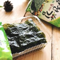 韓國洪城郡岩烤酥脆海苔